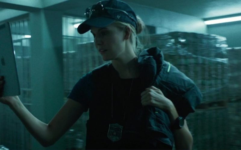 '47 Cap and Apple iPad Used by Maggie Grace in The Hurricane Heist (1)