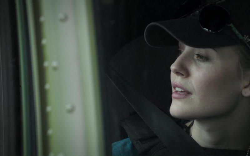 '47 Ohio State Cap Worn by Maggie Grace in The Hurricane Heist (1)