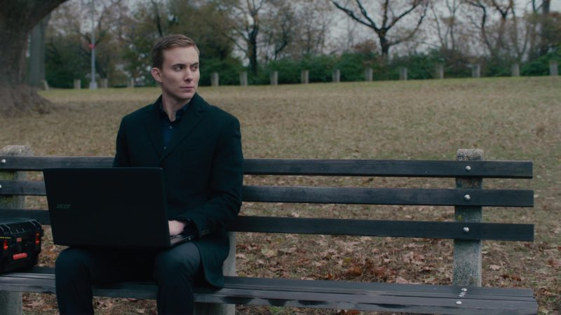 Acer Laptop in Billions: Flaw in the Death Star (2018) TV Show