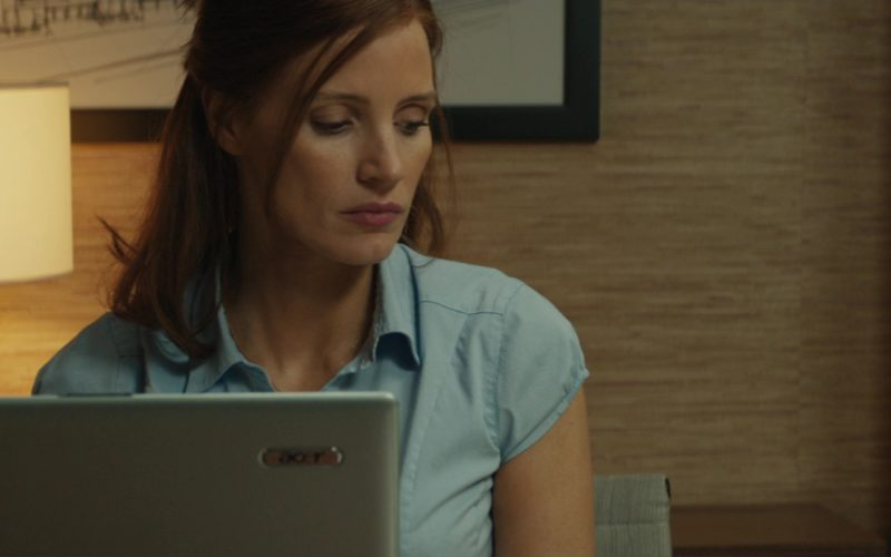 Acer Notebook Used by Jessica Chastain in Molly's Game (1)