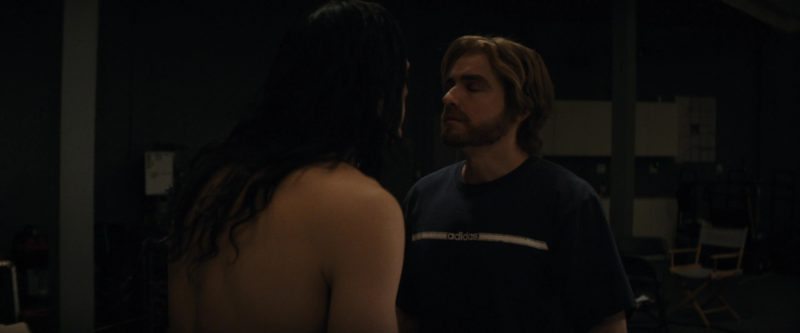 Adidas T-Shirt Worn by Dave Franco (Greg Sestero) in The Disaster Artist (2017) Movie