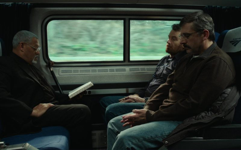 Amtrak Train Used by Steve Carell, Bryan Cranston and Laurence Fishburne in Last Flag Flying (3)