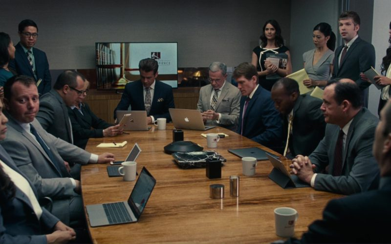 Apple MacBook Laptops in Roman J. Israel, Esq (1)