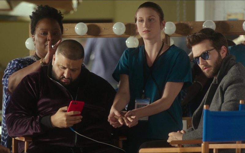 Apple iPhone Used by DJ Khaled in Pitch Perfect 3 (1)