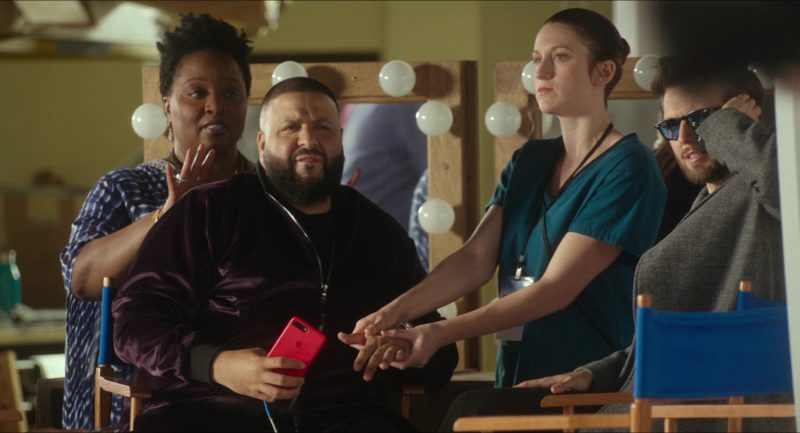 Apple iPhone Used by DJ Khaled in Pitch Perfect 3 (2017) - Movie Product Placement