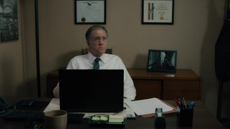 Asus Laptop in Billions: Flaw in the Death Star (2018) - TV Show Product Placement