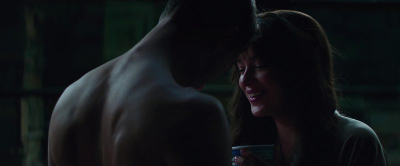 Ben & Jerry's Ice Cream in Fifty Shades Freed (2018) Movie Product Placement