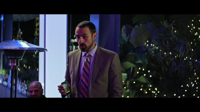 Blackberry Phone in Game Over, Man! (2018) - Movie Product Placement