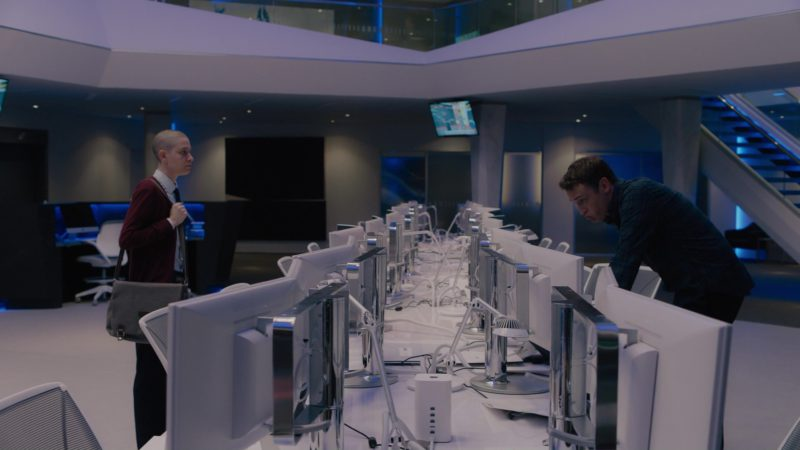 Bloomberg Terminals in Billions: A Generation Too Late (2018) - TV Show Product Placement