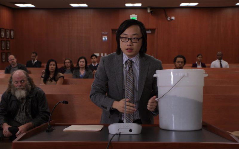Bosch Microphone Used by Jimmy O. Yang in Silicon Valley (1)