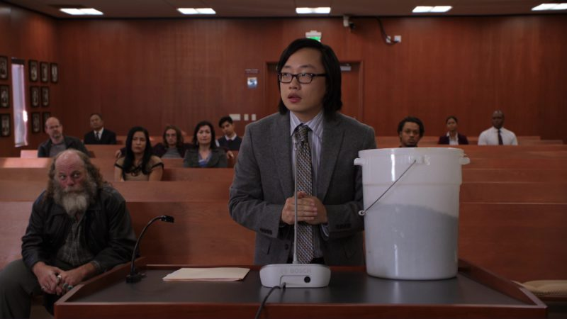 Bosch Microphone Used by Jimmy O. Yang in Silicon Valley: Reorientation (2018) - TV Show Product Placement