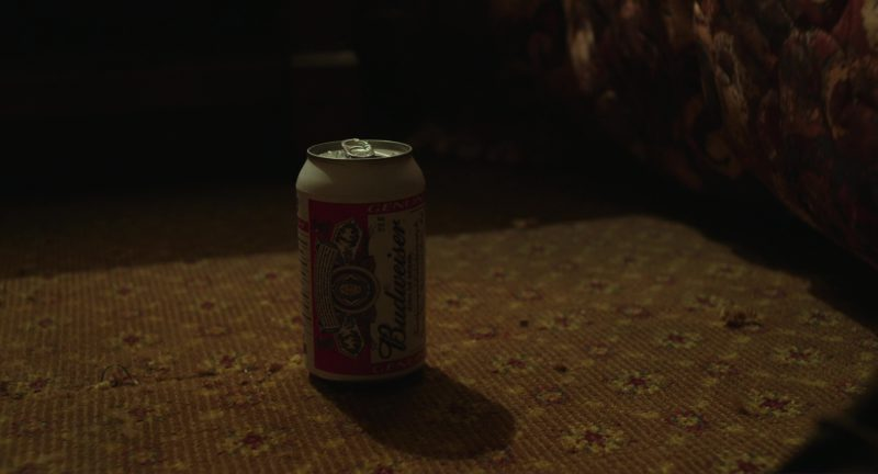 Budweiser Beer in Last Flag Flying (2017) - Movie Product Placement