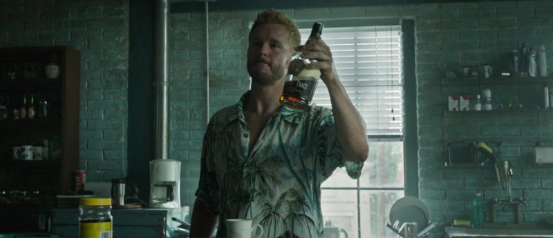 Buffalo Trace Whiskey in The Hurricane Heist (2018) - Movie Product Placement