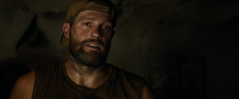 Carhartt Cap Worn by Geoff Stults in 12 Strong (2018) Movie Product Placement
