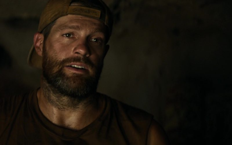 Carhartt Cap Worn by Geoff Stults in 12 Strong (1)