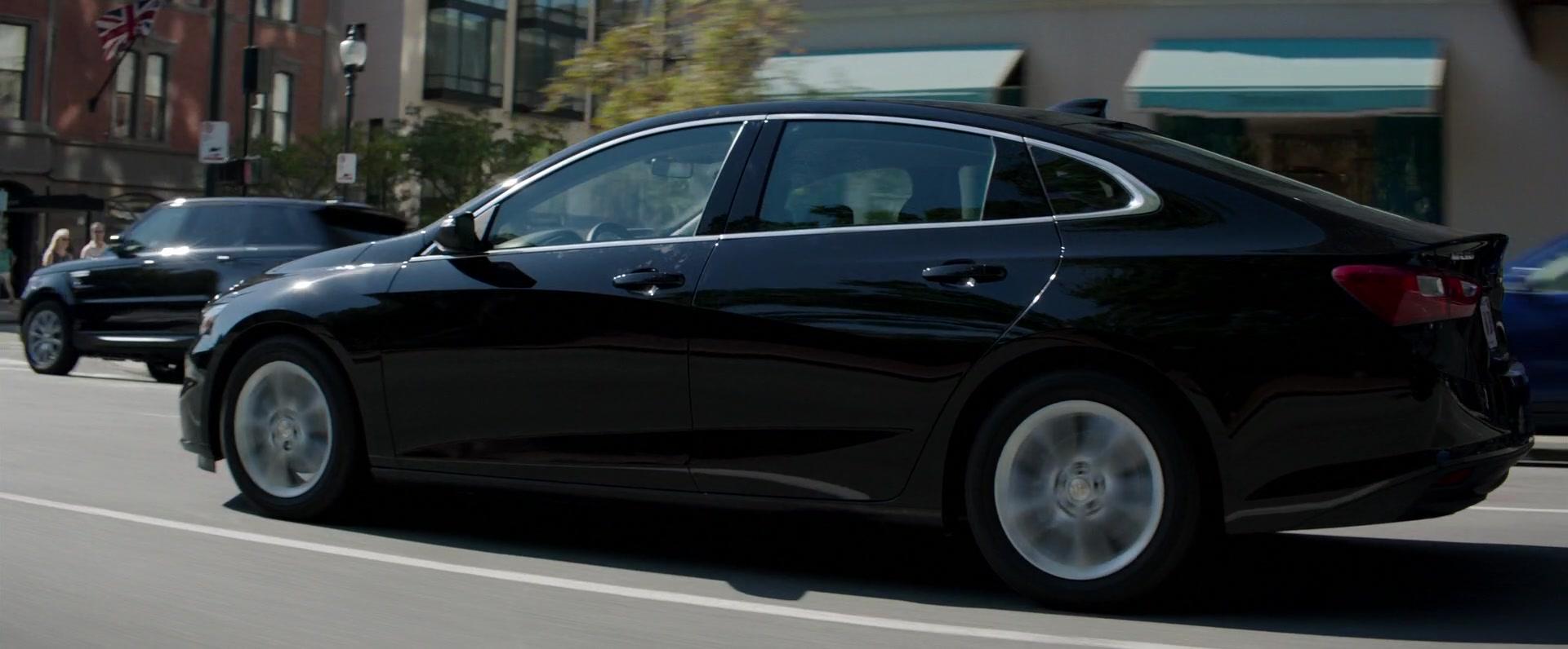 Chevrolet Malibu Car Driven by Denzel Washington in The ...