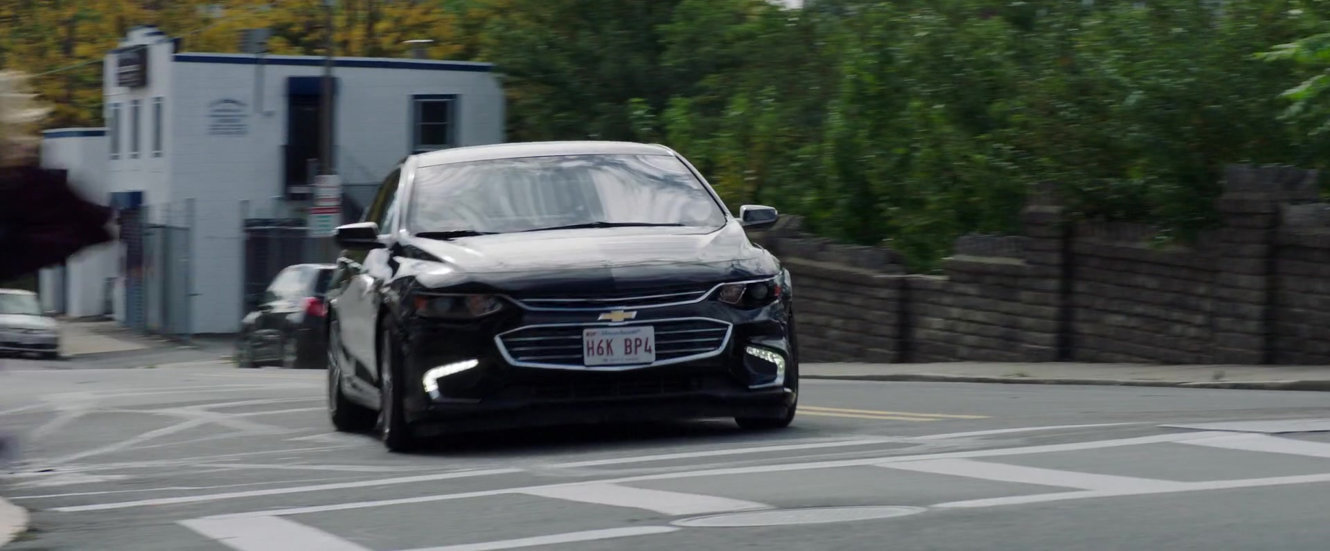 Chevrolet Malibu Car Driven by Denzel Washington in The ...