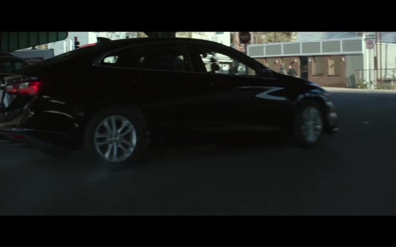 Chevrolet Car Driven by Denzel Washington in The Equalizer 2