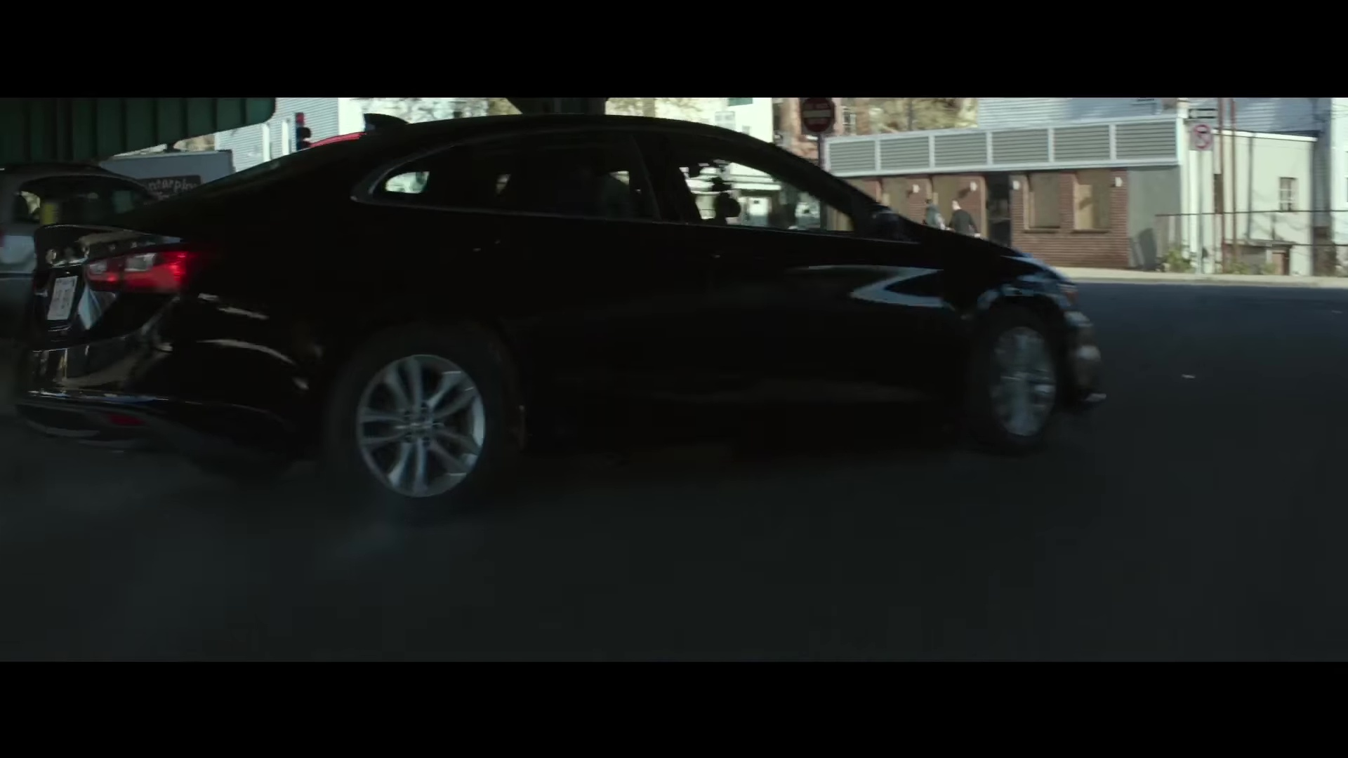 Chevrolet Malibu Car Driven By Denzel Washington In The