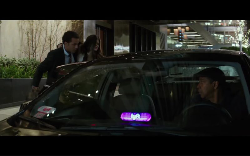 Chevrolet Car and Lyft in The Equalizer 2 (1)