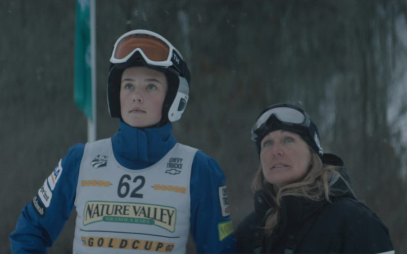 Chevy Trucks, Nature Valley, Visa, Sprint, Charles Schwab and Smith Ski Goggles in Molly's Game (1)