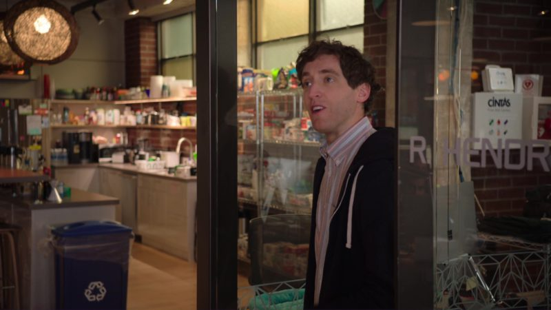 Cintas in Silicon Valley: Reorientation (2018) - TV Show Product Placement