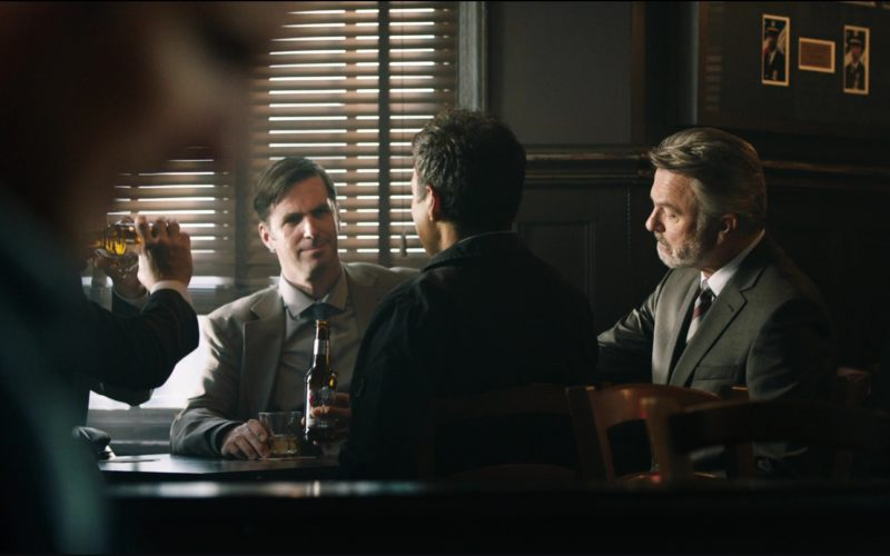 Coors Beer in The Commuter