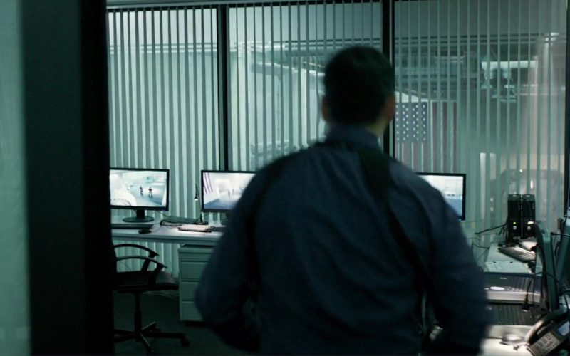 Dell Computers in The Hurricane Heist (1)