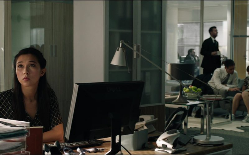 Dell Monitor in The Commuter (1)