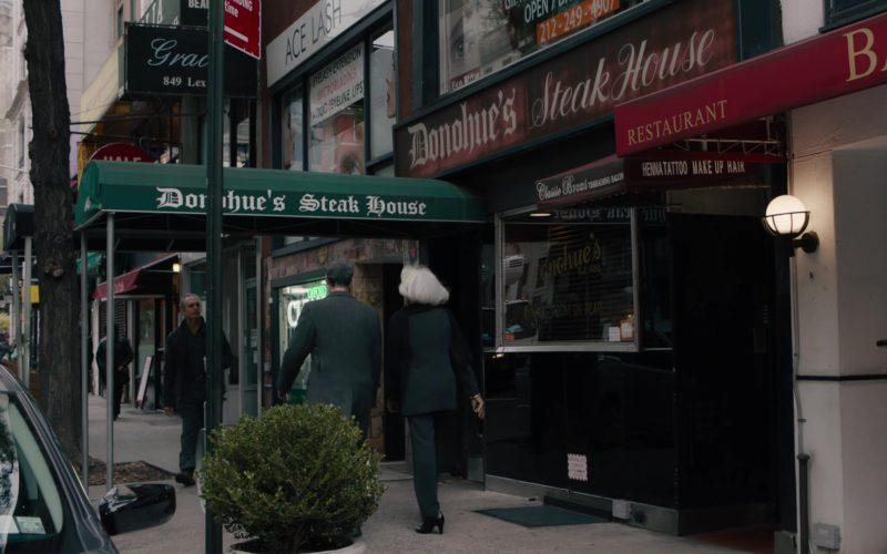 Donohue's Steak House in Billions (1)