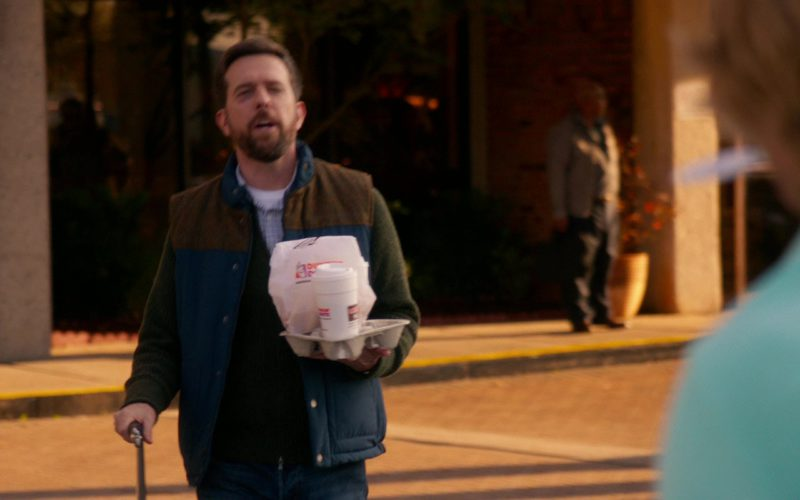 Dunkin' Donuts in Father Figures