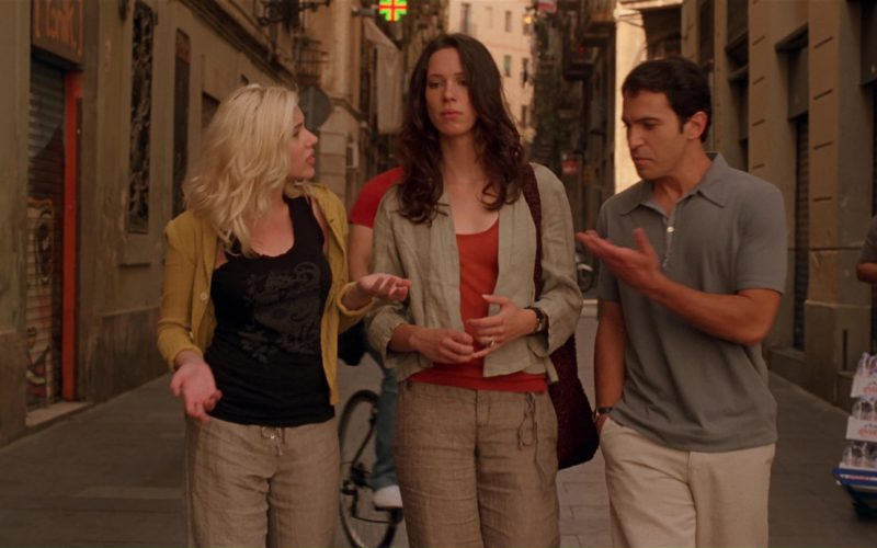 Evian Water in Vicky Cristina Barcelona (2)