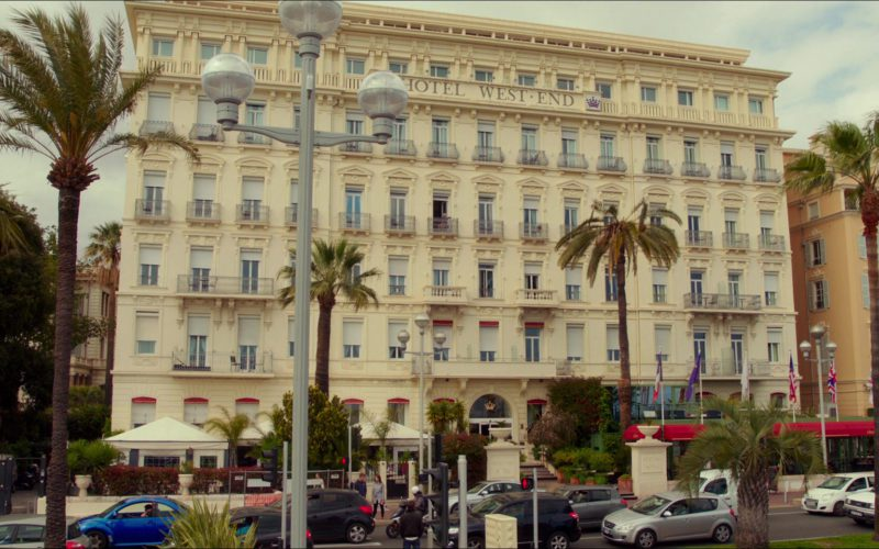 Hôtel West End Promenade (Nice) in Pitch Perfect 3