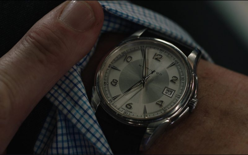 Hamilton Watch Worn by Liam Neeson in The Commuter (1)
