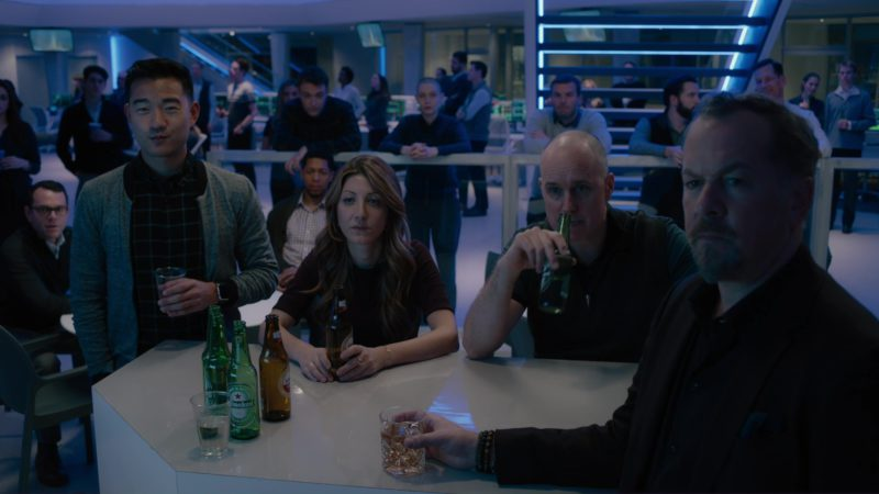 Heineken Beer in Billions: Hell of a Ride (2018) - TV Show Product Placement