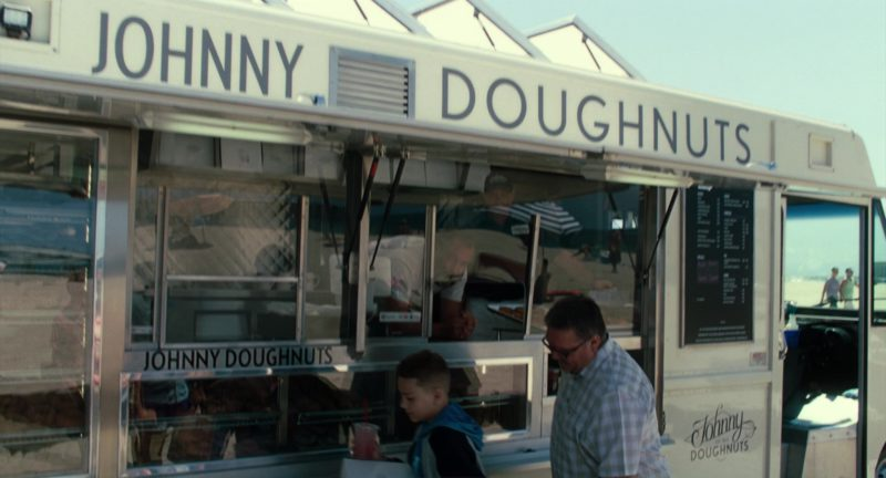 Johnny Doughnuts in Roman J. Israel, Esq. (2017) Movie Product Placement