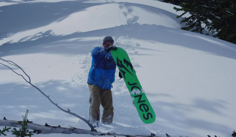 Jones Snowboard Used by Joshua Daniel Hartnett (11)