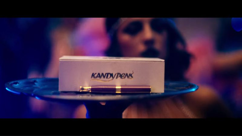 Kandypens Vaporizer Pen in Alone by Halsey ft. Big Sean, Stefflon Don (2018) - Official Music Video Product Placement