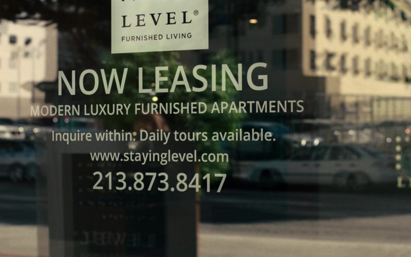LEVEL Furnished Living in Roman J. Israel, Esq (1)