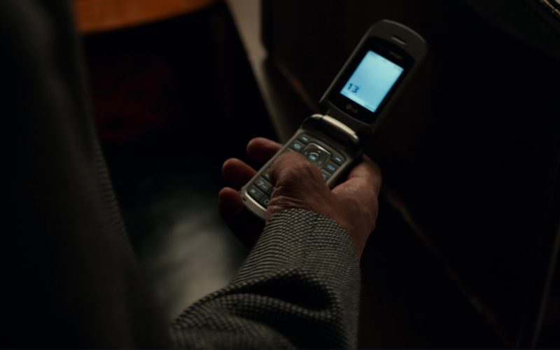 LG Phone Used by Denzel Washington in Roman J. Israel, Esq.