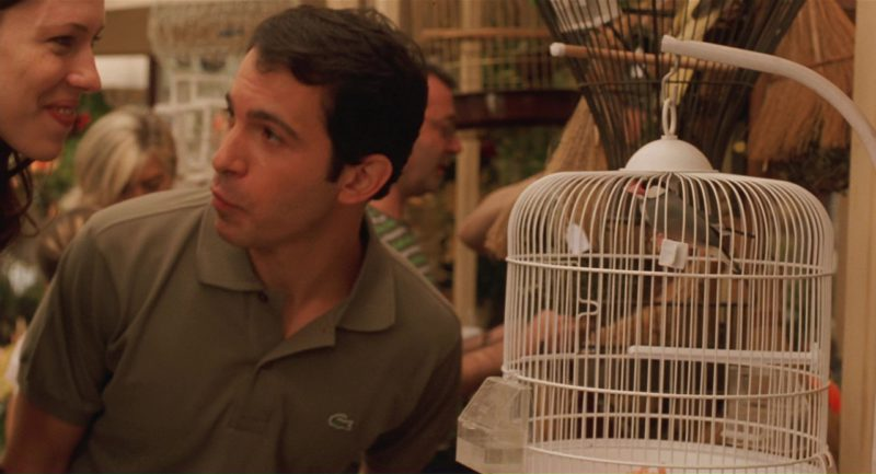 Lacoste Polo Shirt Worn by Chris Messina in Vicky Cristina Barcelona (2008) - Movie Product Placement