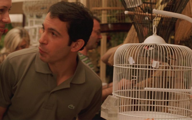 Lacoste Polo Shirt Worn by Chris Messina in Vicky Cristina Barcelona (1)