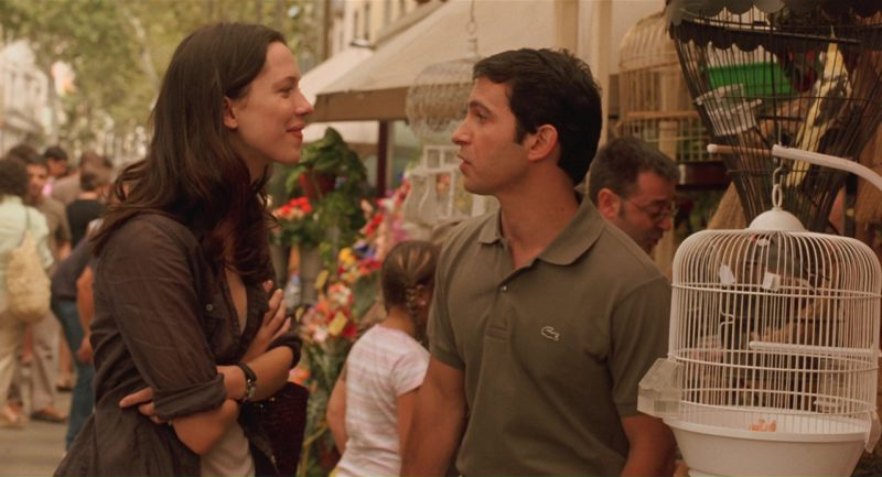 Lacoste Polo Shirt Worn by Chris Messina in Vicky Cristina Barcelona (2008) Movie Product Placement