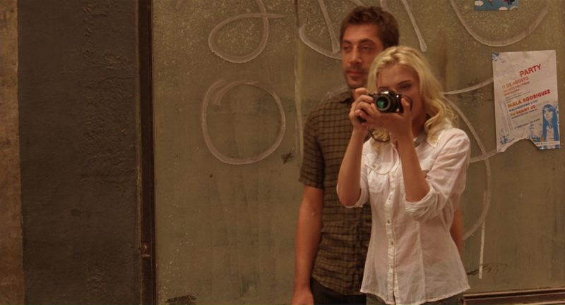 Lumix Camera Used by Scarlett Johansson in Vicky Cristina Barcelona (2008) - Movie Product Placement