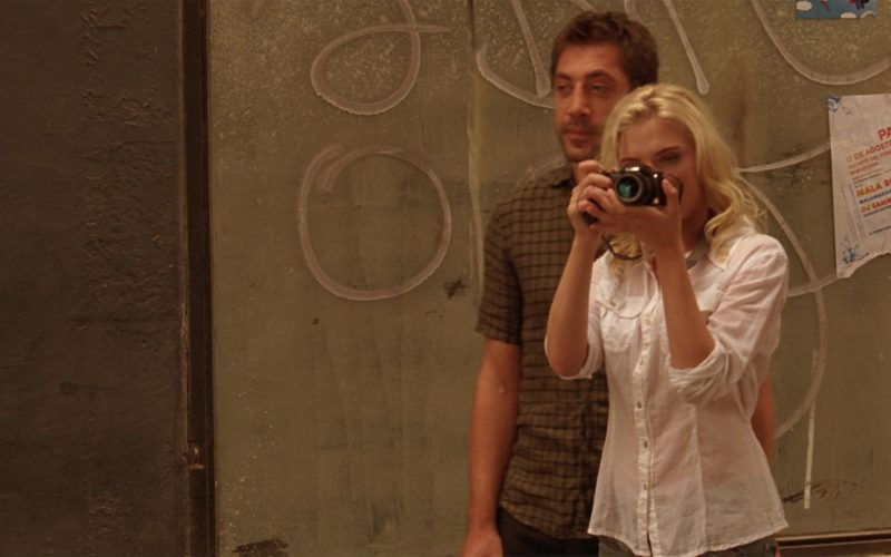 Lumix Camera Used by Scarlett Johansson in Vicky Cristina Barcelona