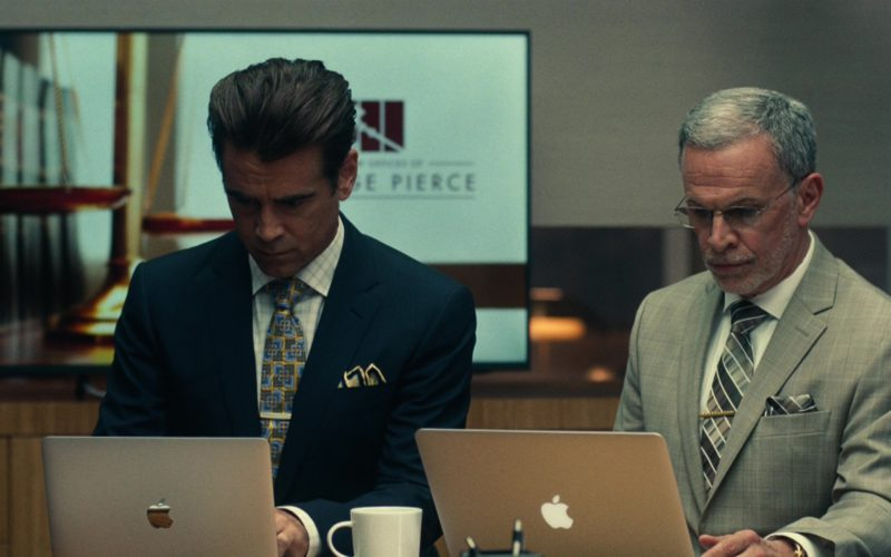 MacBook Laptops Used by Colin Farrell and Tony Plana in Roman J. Israel, Esq. (1)