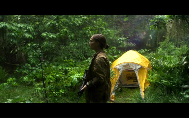 Macpac Tent Used by Natalie Portman in Annihilation (4)