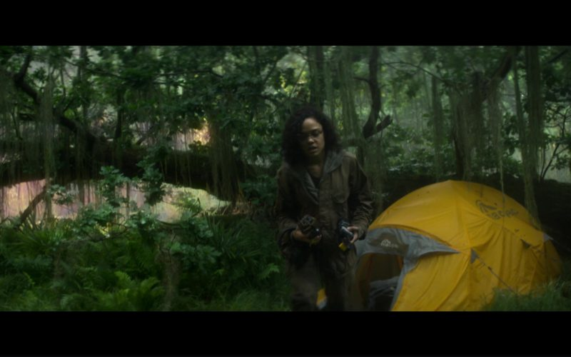 Macpac Tent Used by Tessa Thompson in Annihilation (2)
