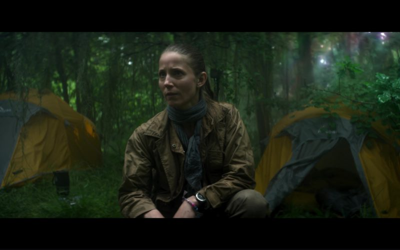 Macpac Tents and Tuva Novotny in Annihilation
