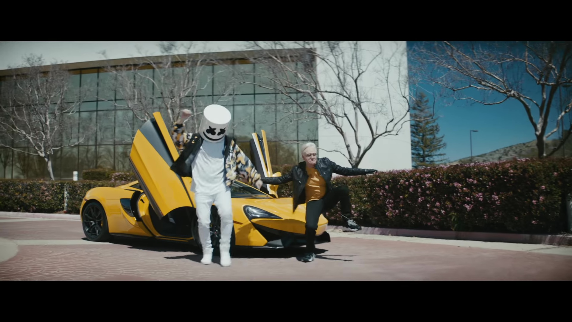Mclaren Sports Car Yellow In Everyday By Logic And